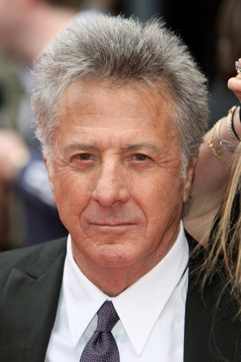 "Dustin Hoffman ""Bets"" On A New HBO Project (Because It's About Gambling!)"