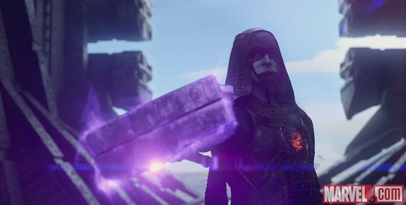 Guardians of the Galaxy's Villain Has A Bad Case Of Panty-Face