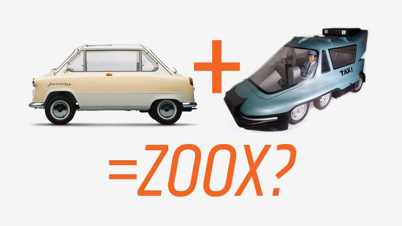 Will Zoox Show An Autonomous Car At The LA Show Or A Big Load Of Crap?