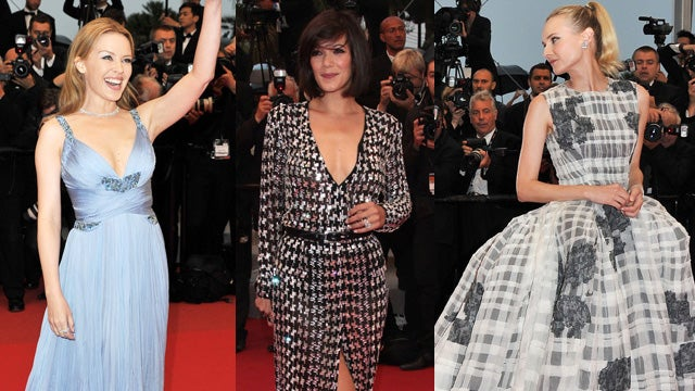 Cannes Comes to a Close With One Last Fashion Parade