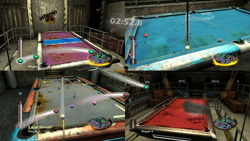 Inferno Pool Headed To Xbox Live Arcade Next Week