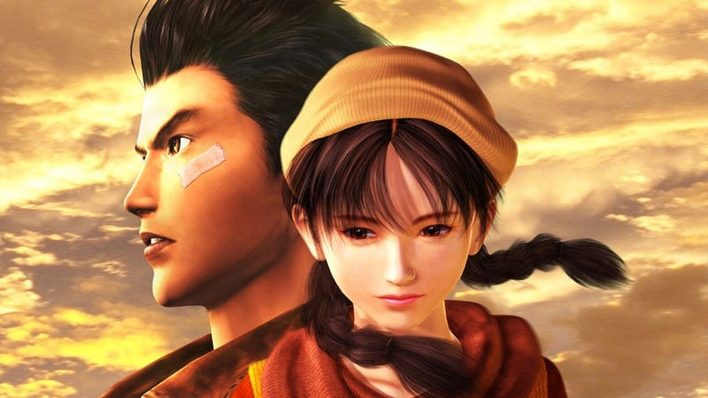 In Case Sega Forgot, Fans Still Really Want A Shenmue Sequel