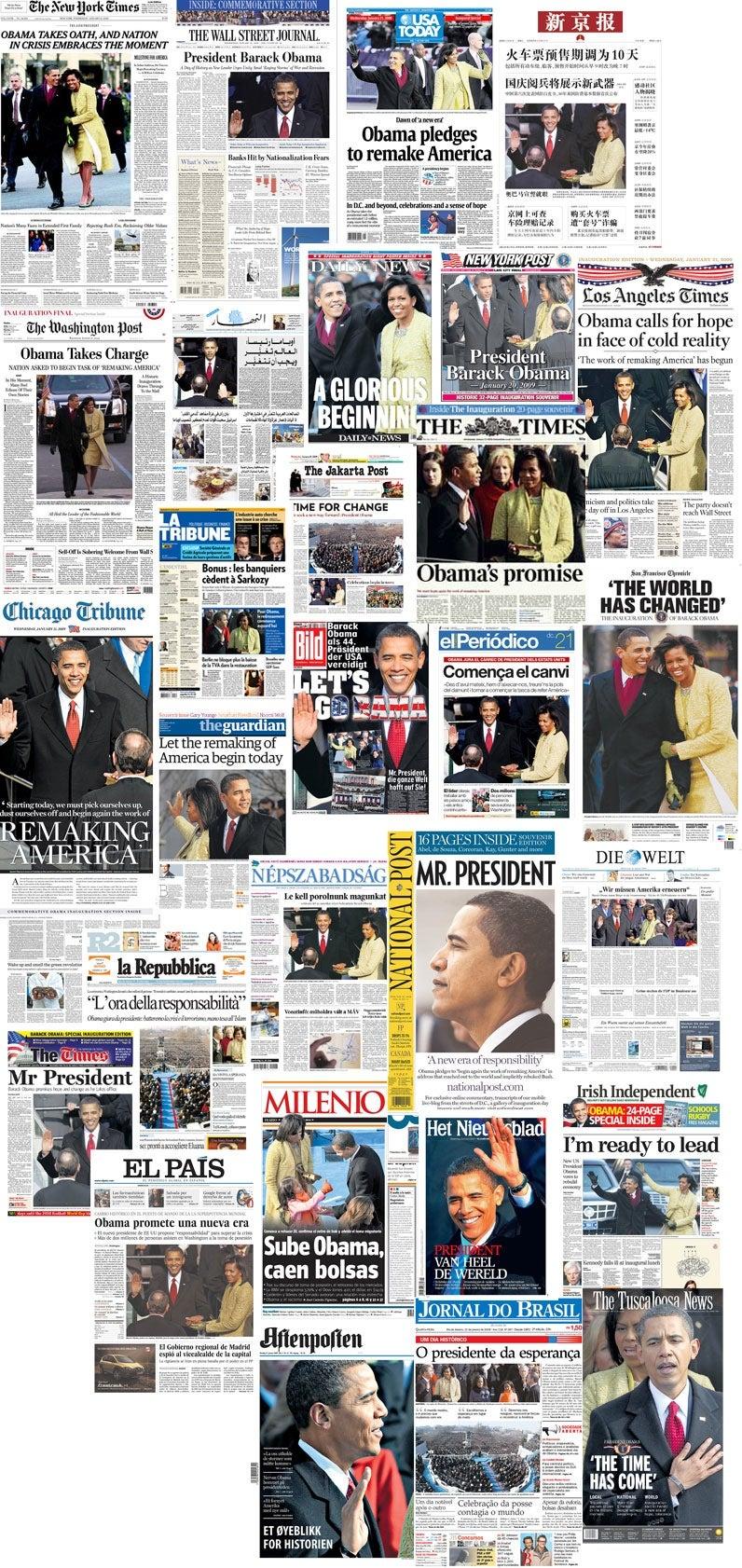 Obama Seizes World's A1 Supply