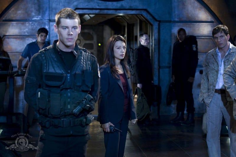 "Stargate Universe ""Justice"" Gallery"