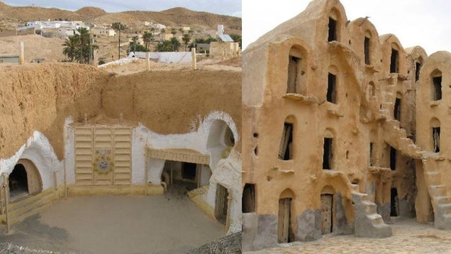 The most amazing movie sets ever created (other than Lord of the Rings)