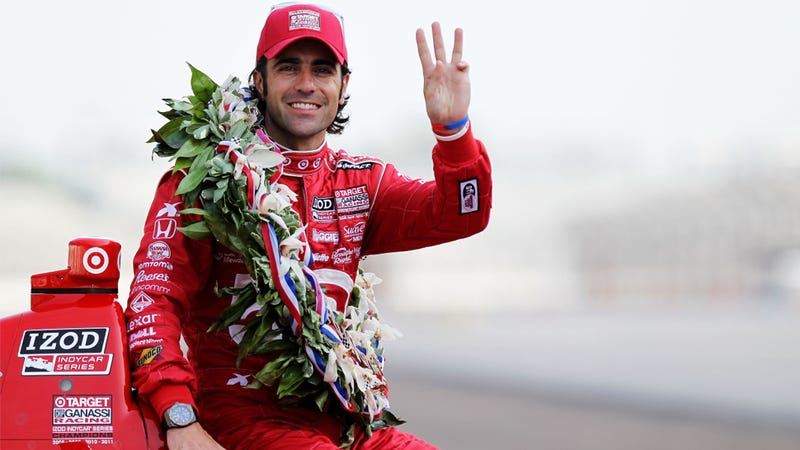 An Unfitting End To Dario Franchitti's Career