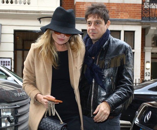 Kate Moss And Jamie Hince Enter 19th Tabloid Betrothal
