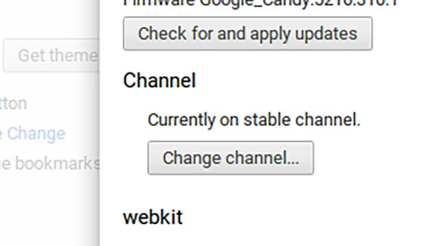 How to Change Between OS Channels on Your Chromebook