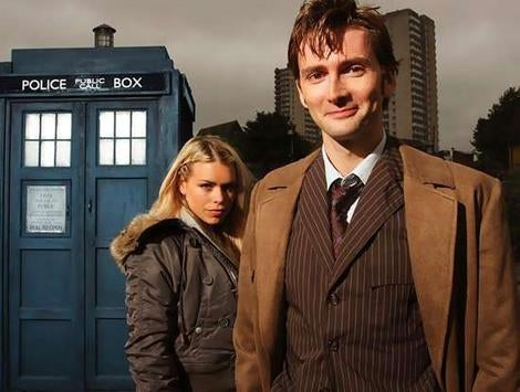 Which British show will be the next one to get Doctor Who-style popularity in the U.S.?