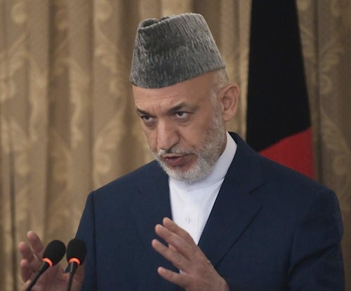 Murderous Zealots, Corrupt Government in Talks to End Afghan War