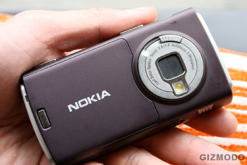 Nokia N95 Hardware Gallery Tour: 15 Shots of the Superphone's Hard Candy Shell