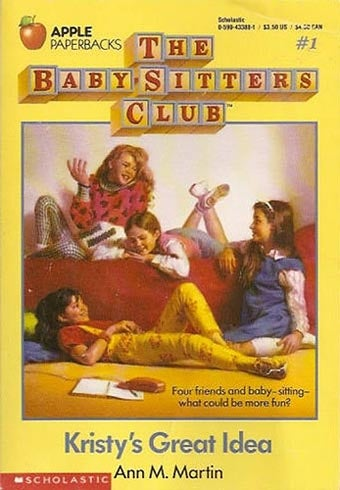 Scholastic's Great Idea: Updating The Baby-Sitter's Club