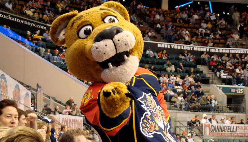 The NHL Lockout's First Casualty: Florida Has Laid Off Mascot Stanley C. Panther