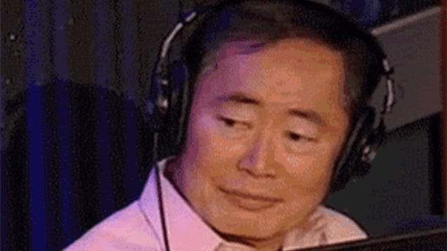How to be as happy as George Takei following science's advice