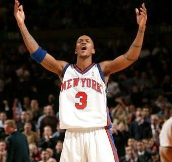 Knicks Finally Part Ways With Marbury
