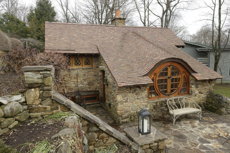 Rich Guy Builds Personal (And Expensive) Hobbit House