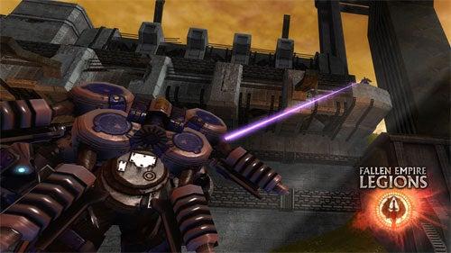 Fallen Empire: Legions Open Beta Begins