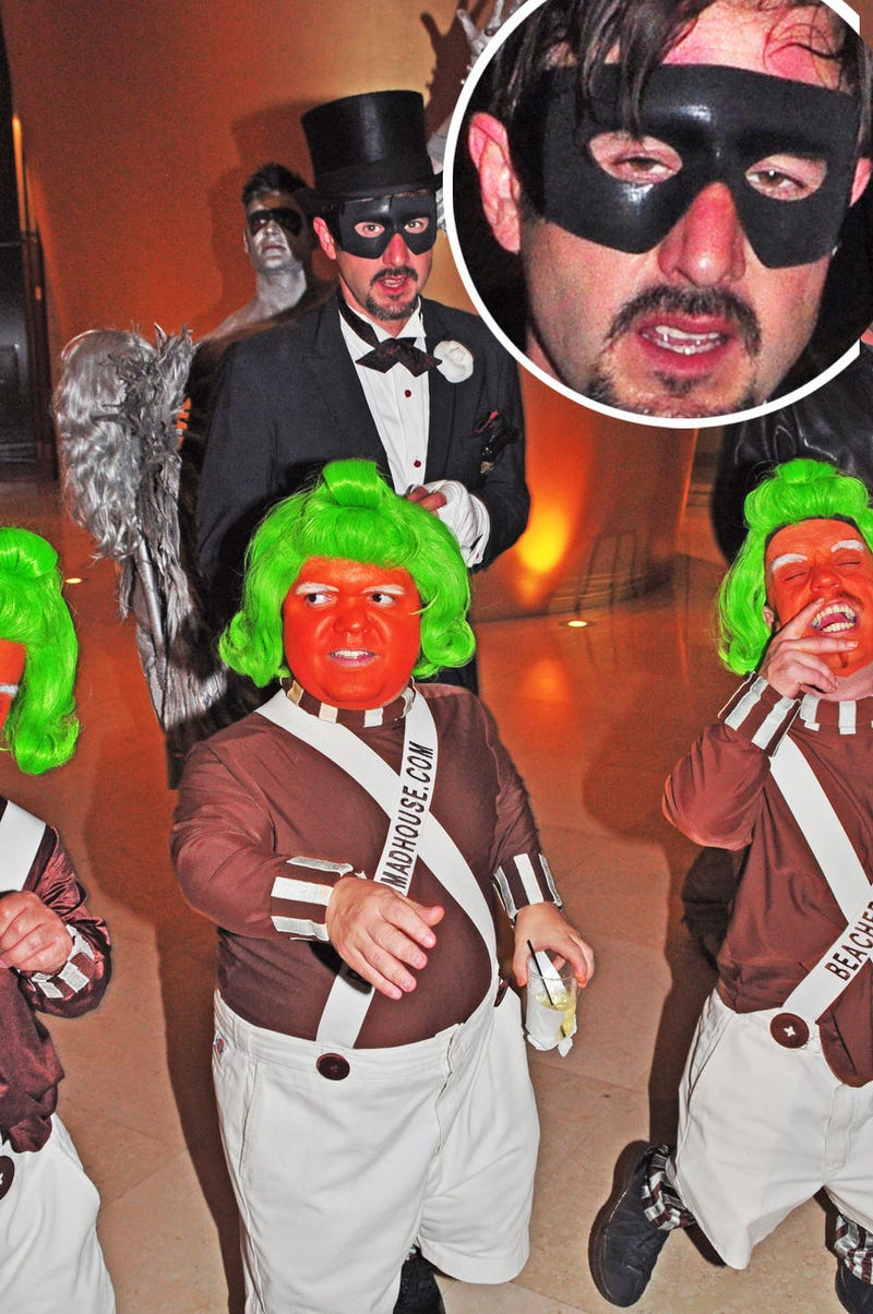 David Arquette Hit Rock Bottom When He Broke His Face Doing 'The Worm'