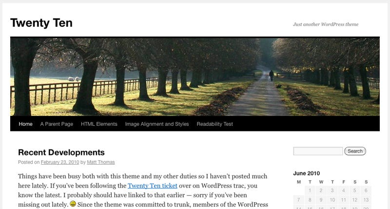 WordPress Blogging Platform Updates with a Brand New Look, Bulk Updates