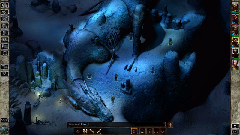 Now They're Enhancing Icewind Dale