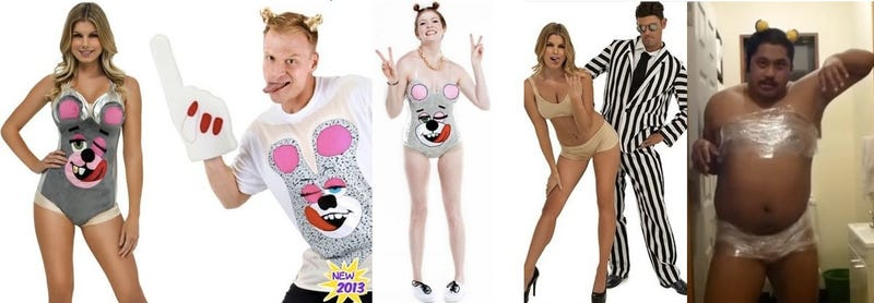 2013 Halloween Costumes We Are Dreading -- And What to Wear Instead