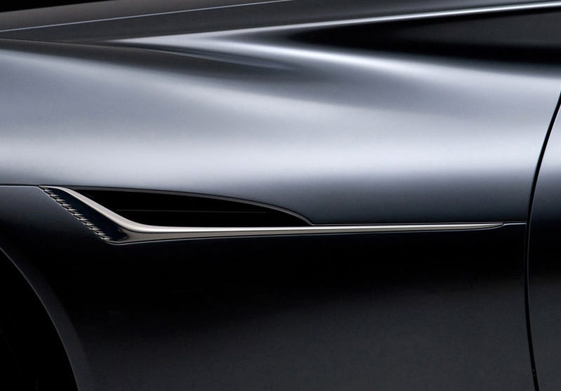 The Infiniti Essence Concept Has A...