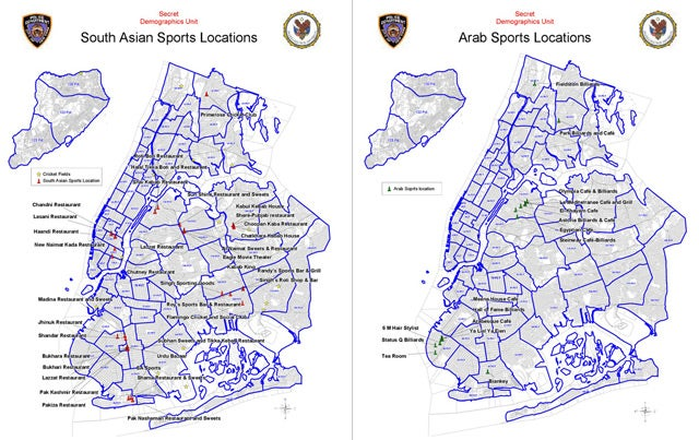 The NYPD Guide to Watching Cricket (and Muslims) In New York City