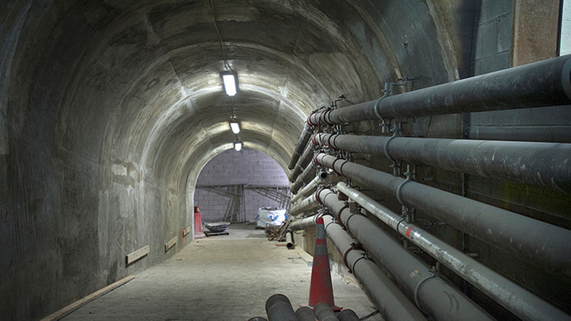 Here's What It Looks Like When NYC Builds a Brand New Subway Tunnel