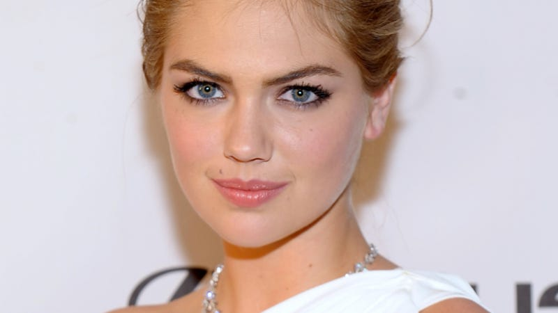 Kate Upton Seems to Be Getting a Vogue Cover