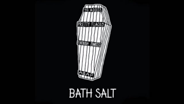 The Year in Bath Salts