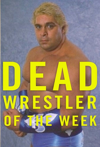 Dead Wrestler Of The Week: Dino Bravo