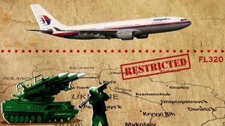 MH17 Was Barely Above Restricted