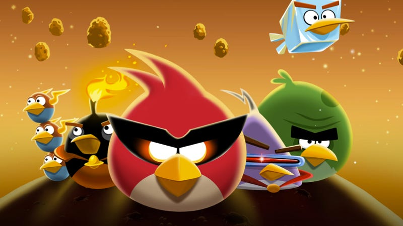 Angry Birds Space Has Launched. Download It Now.