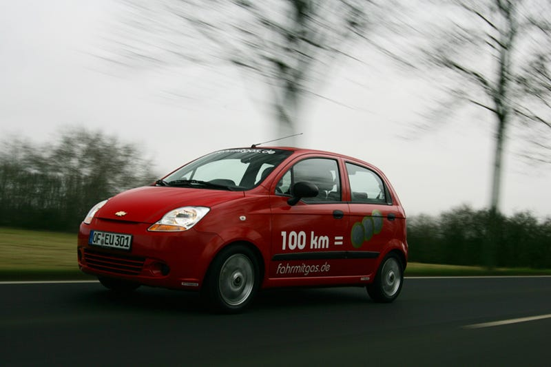 "Fahrmitgas ""3-Euro Car"": 100 Kilometers For Just Three Euros"