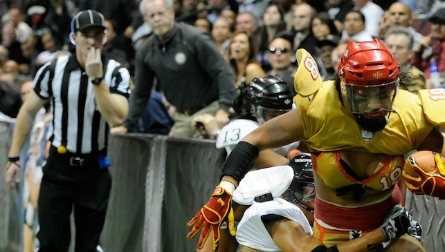 The Replacement Ref Who Worked The Hall Of Fame Game May Have Been Dismissed From The Lingerie Football League