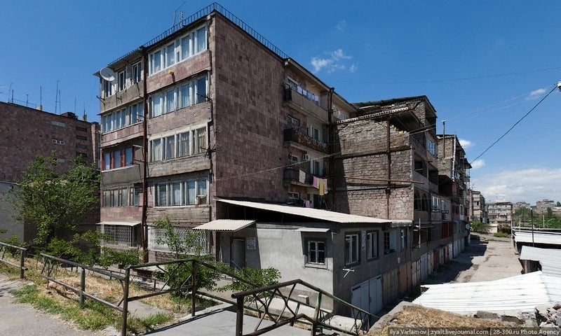 These Communist Apartments Started Out Half as Large