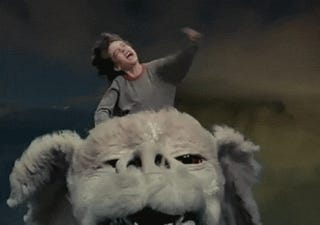 A Children's Treasury of Reaction GIFs