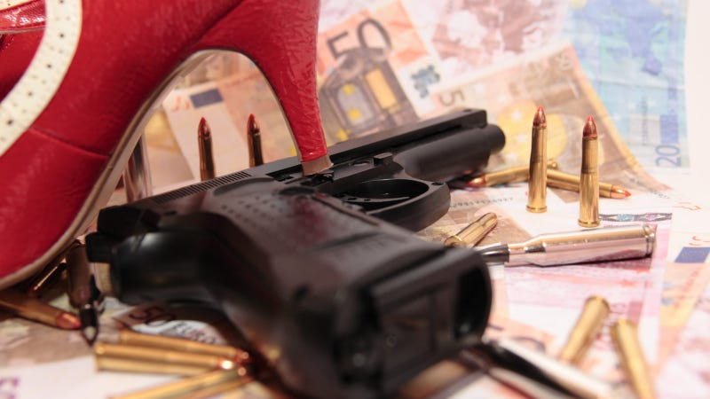 iPhone-Thieving Hookers Cause a Motel Shootout