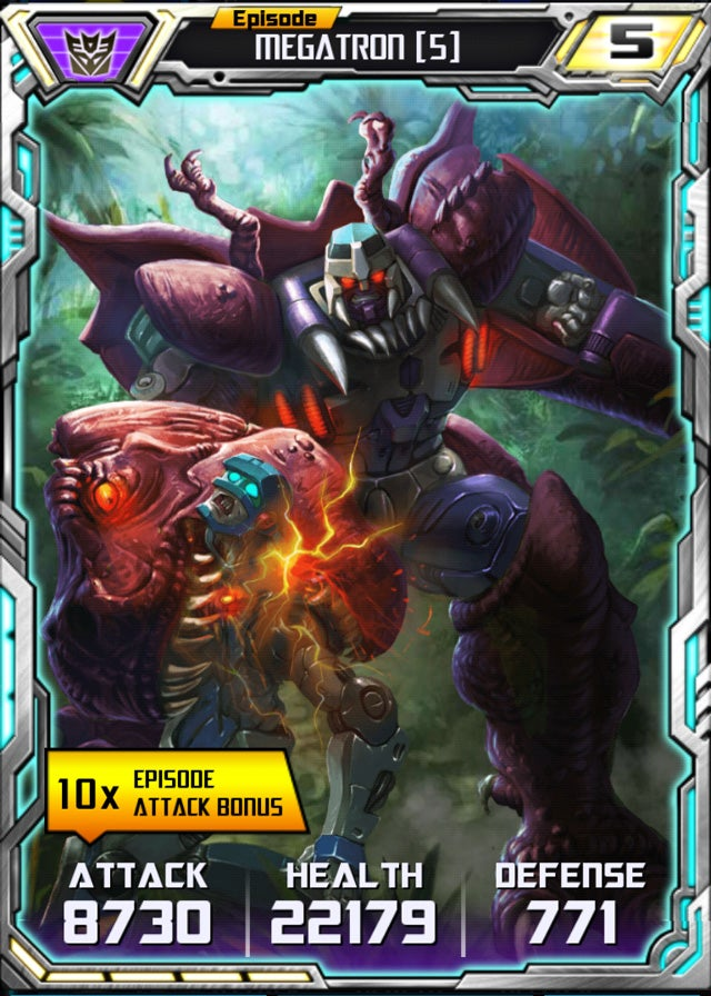 Transformers Legends's Next Update Is Beast Wars. Hell Yeah.