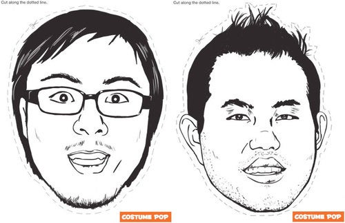 Ruin Halloween For Everyone by Going as Brian Lam or Jason Chen