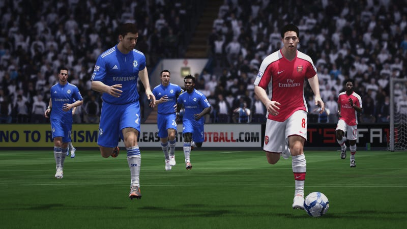FIFA 11 Makes Way for EA Sports MMA