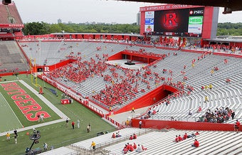 20-Year-Old Critically Injured After Fall At Rutgers Stadium