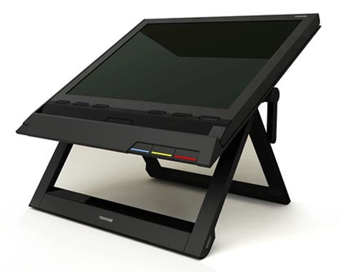 Touch 360 Tablet Stand: An Easel to Your Digital Canvas