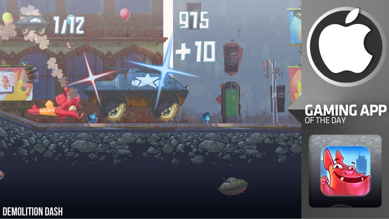 Demolition Dash is an Adorable Little Rampage