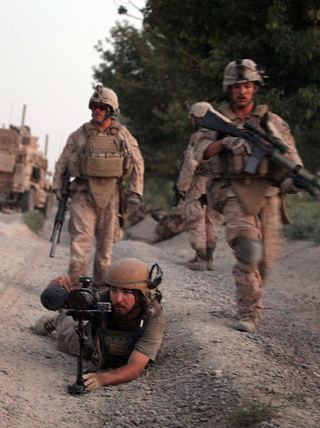 A Must-See War Documentary: Hell and Back Again