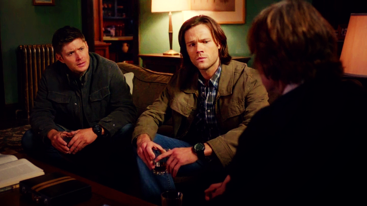 Supernatural takes a break from the Big Bad . . . with vampires