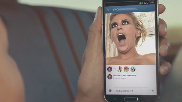 Sexting Comes to Instagram