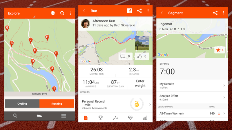 What's the Difference Between All These Running Apps?