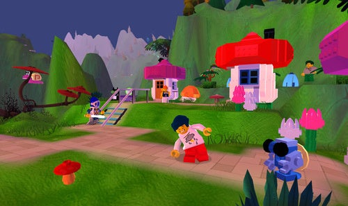 Fans Add New Content To LEGO Universe