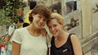 A Portrait of Connie Britton and Kirsten Gillibrand as Young Roommates